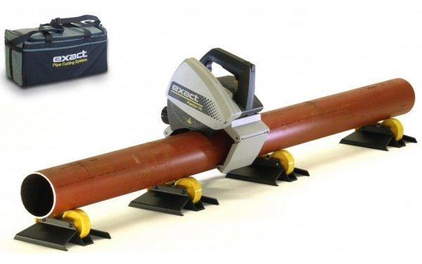 Pijpzaagmachine Exact 170 rollers FePowertools