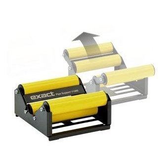 Exact roller systemen voor pijpzaagmachines